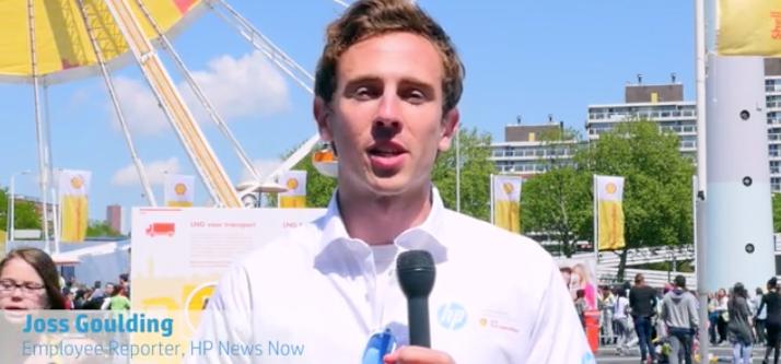 Waanzinnig Shell Eco Marathon –HP