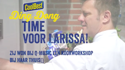 Coolbest – Ding Dong Time – Thuiskok Andy