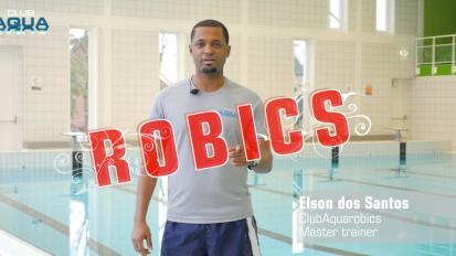 Promotievideo ClubAqua Robics metonderwatershots